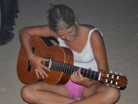 veladas con guitarra