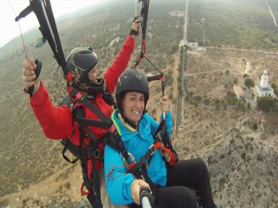 Paragliding in Santa Pola + Pics & Video