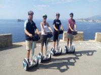 Tour guiado en segway por la Playa de Levante