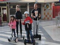 Día en familia de segway por Marina Baja