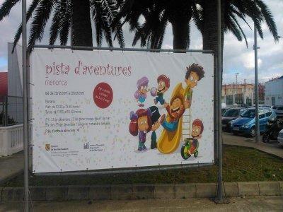 Campamento urbano en Menorca 30 días