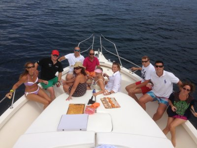 Boat Ride in Marbella - 2 h - Sunset