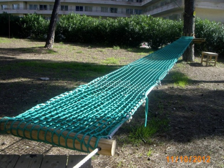 Redes en el parque