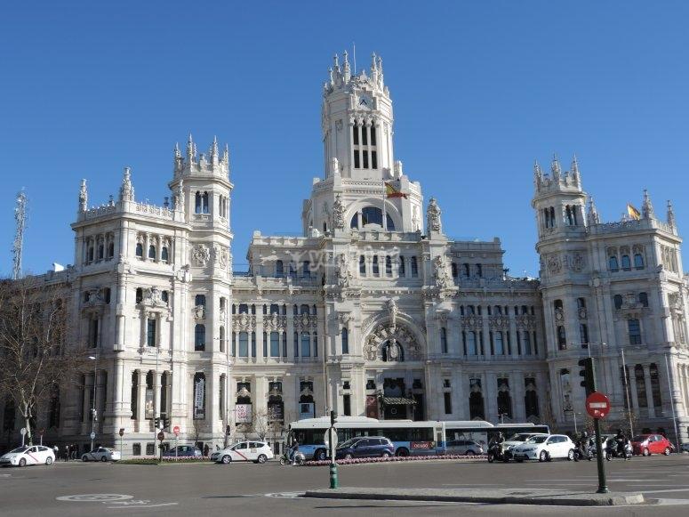 参观马德里市议会