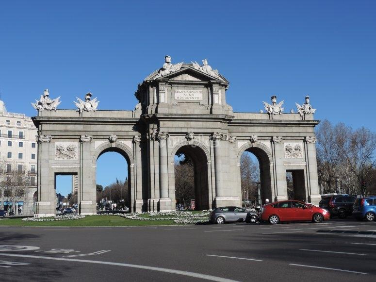 Icono del Madrid de los Austrias