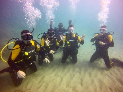 Diving Salou