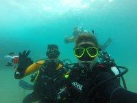 Experiencias en el mar