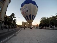 Vuelo Cautivo en Ciudad Real