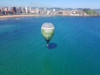 Nuestro vuelo de competición en Gijón