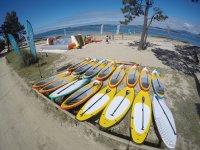 Flota de paddle surf