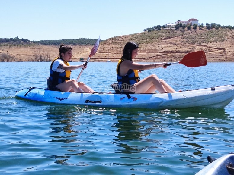 Día de kayak