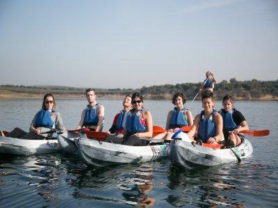 Escalada, kayak y tiro con arco Almodóvar del Río