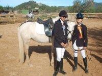 competitions ibiza horses