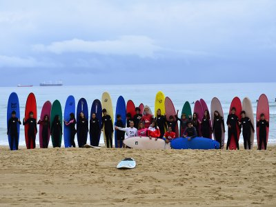 Somo Cantabria 7d English Surf Camp