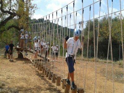Campus español y multiaventura Oropesa 3 semanas