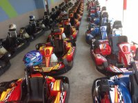 Karting vehicles