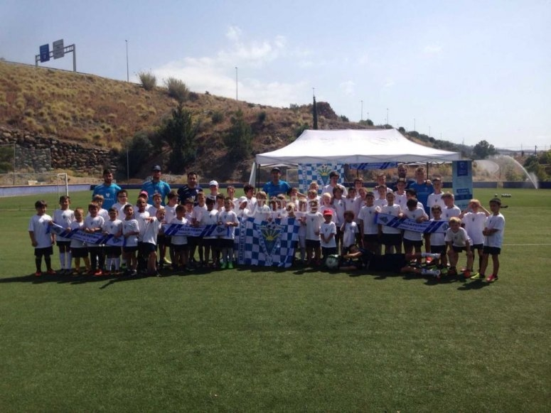 Soccer Camp and Languages 