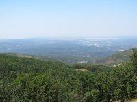 Vistas de la Sierra de San Vicente
