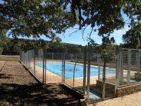La piscina antes del verano