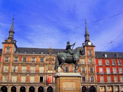 Misterios Madrid de los Austrias inglés o francés