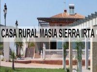 Masía Sierra Irta Barranquismo