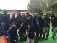 Con ganas de paintball