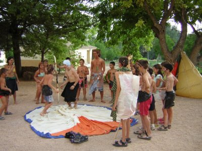 Campamento inmersión inglés en Alcaraz 15 días