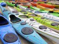 los kayaks