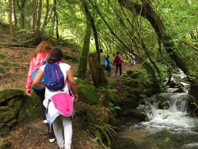 Sentiero escursionistico La Piedra y el Agua, 3 ore