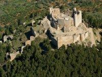castillo templario alcala