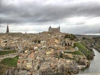Vistas panorámicas de Toledo