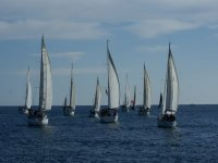 Regatta on Bahía de Pollença 4 days