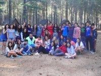 Campamentos multiaventura