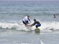 Surfing class, Arico, Tenerife, 2h, 2persons