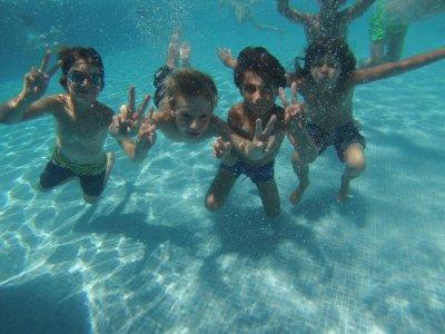Campamento en inglés en Puerto Sherry 5-8 años
