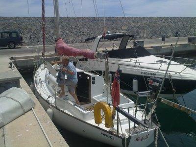 Turismo Granada Paseos en Barco
