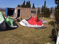 风筝冲浪赫罗纳2天的入门课程