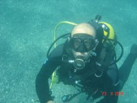 在格拉纳达潜水