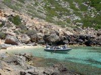 快艇在Playa de Palma 1小时接载