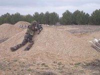 Airsoft protection+ammo course in La Parrilla