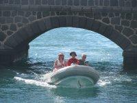 Gite in barca a Costa Teguise