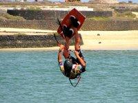 Lezioni di wakeboard a Lanzarote