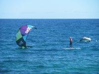 Kitesurf a Costa Teguise