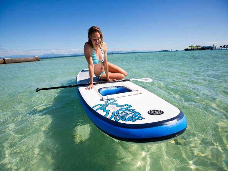 Paddle surf en Marbella