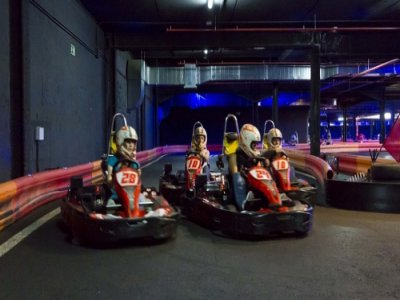 DifferentCars Karting