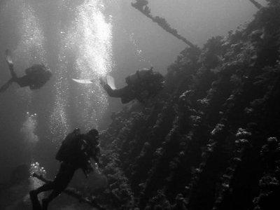 L'escola de submarinisme l'Ancora