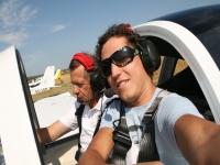 Flying on the Costa Brava