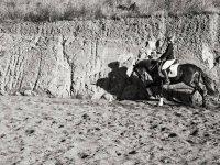 ruta a caballo por la finca de greta