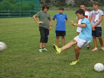 15-Day Football Camp in Cantabria, July
