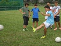 Campo di calcio a Rada 15 giorni luglio